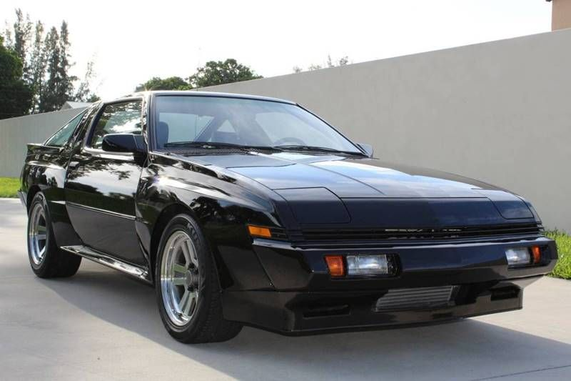 1987 Chrysler Conquest Long Island Ny Chrysler Conquest