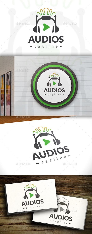 Music Dj Logo   Dj logo, Logos and Fonts
