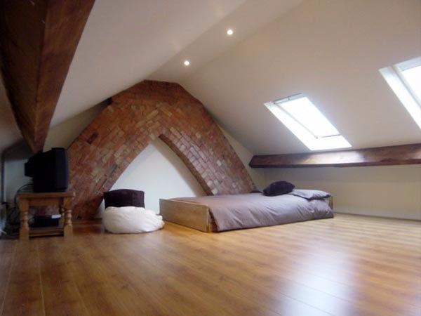 Pin By Anna Campbell On Apartment Life Loft Conversion Cost Loft Conversion Victorian Terrace Loft Conversion Bedroom