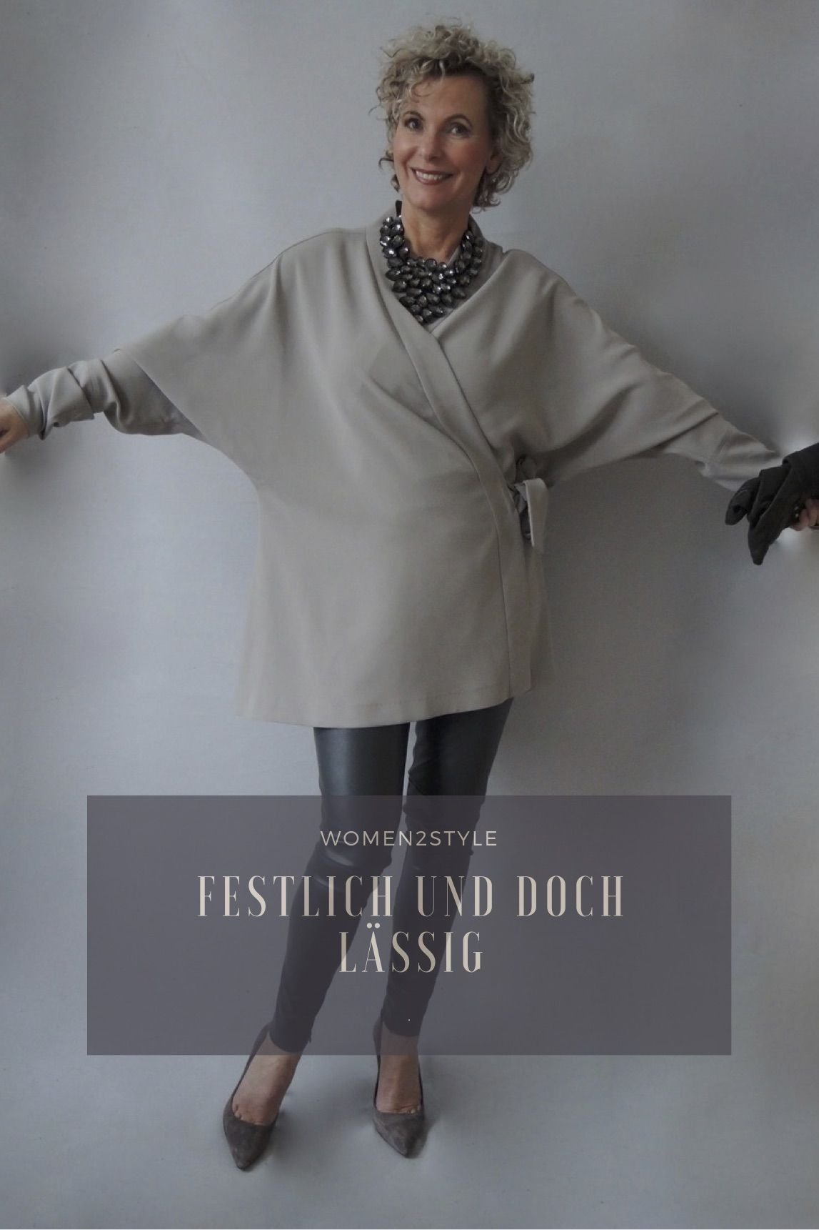 festlich es outfit ganz lässig! | festliches outfit