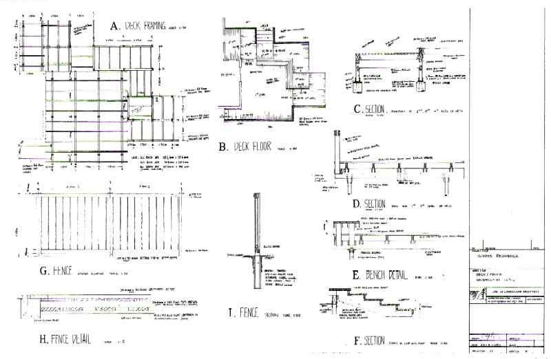 Schematic detail crossword wire center lovely deck drawings architecture pinterest deck construction rh pinterest com schematic detail crossword clue schematic drawing malvernweather Images