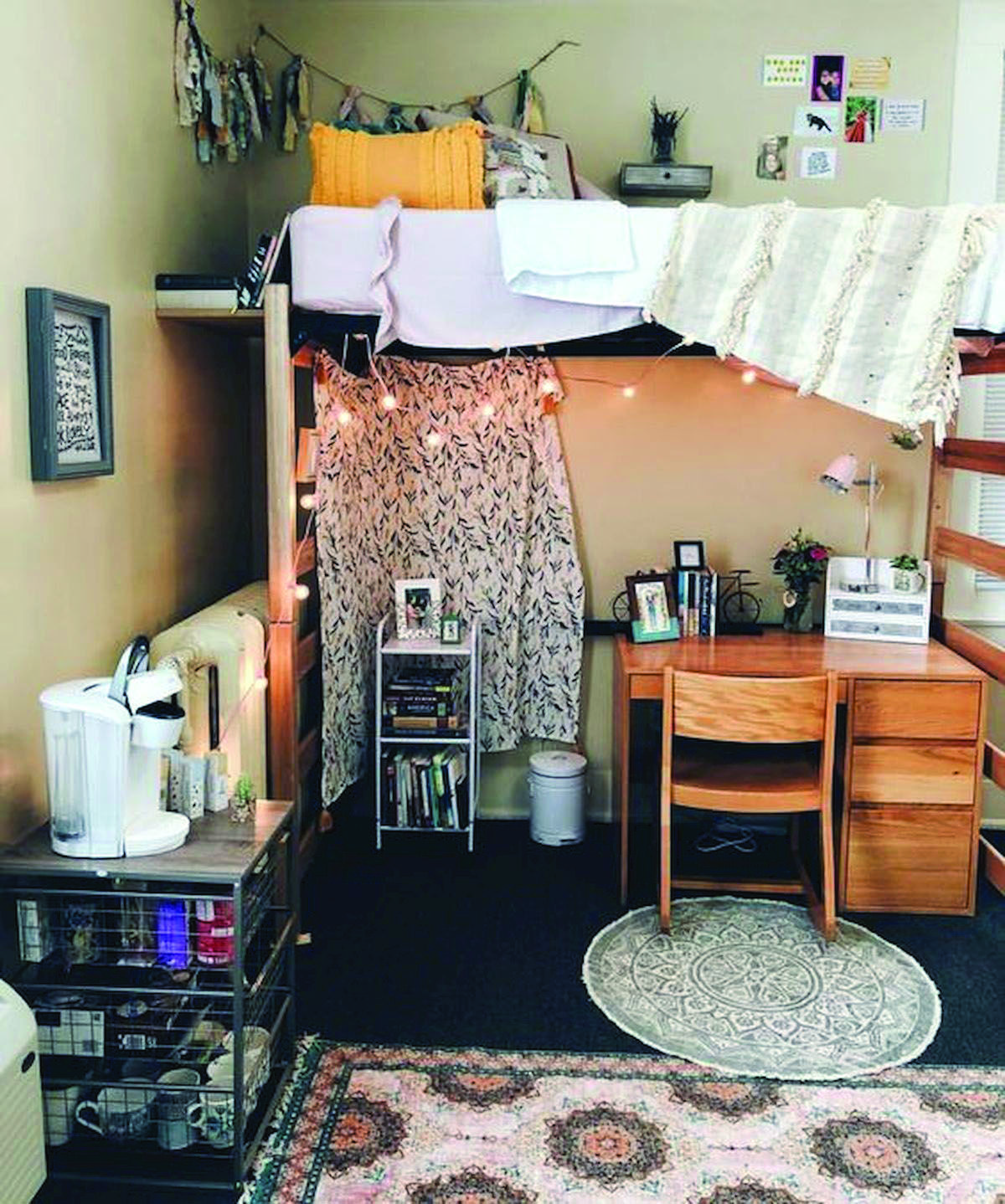 Marvelous 2 Person Dorm Room Ideas That Look Beautiful College