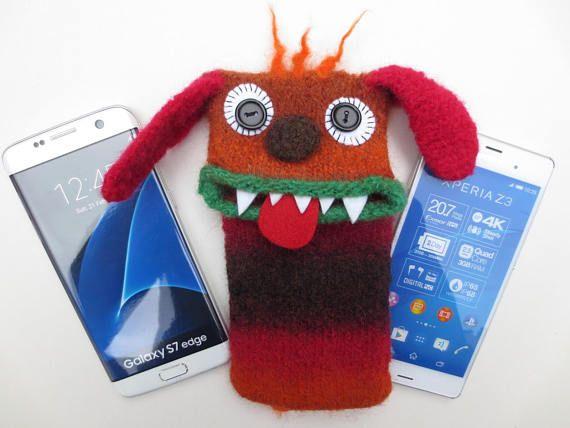 Sieh dir dieses Produkt an in meinem Etsy-Shop https://www.etsy.com/de/listing/549387492/smartphone-hund-retriever-romeo-gefilzt