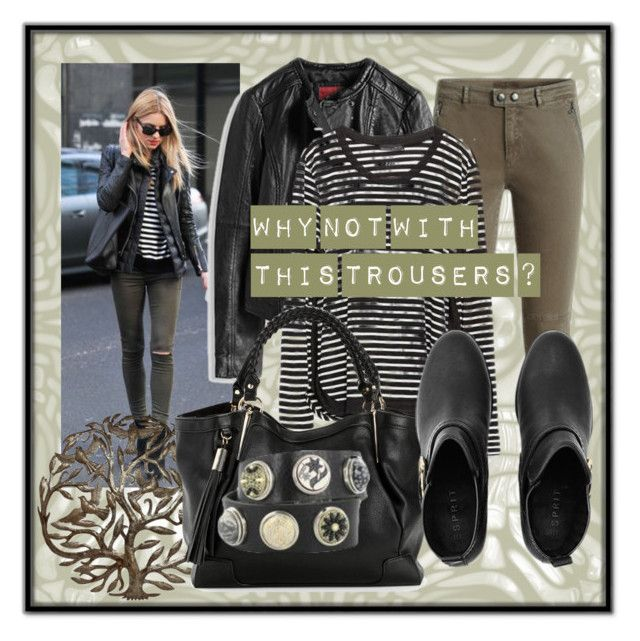 """Outfit Hiver (18) """" Why not with this trousers ? """" by cathypersoons on Polyvore featuring mode"""