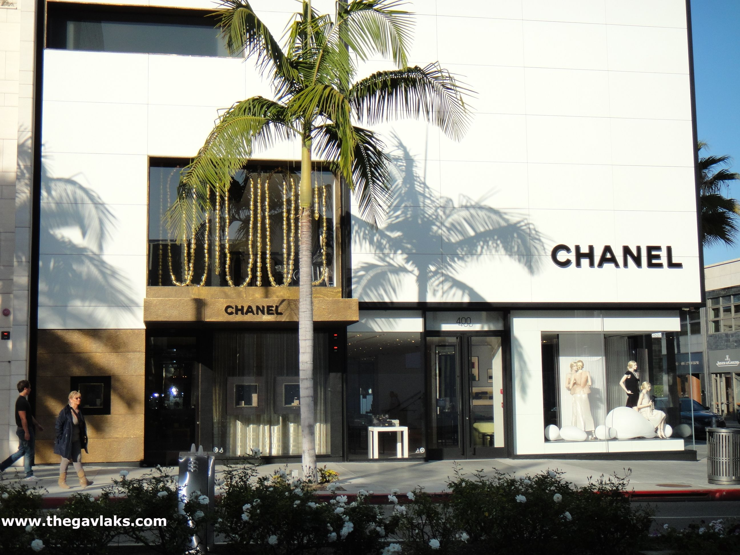 f466708a42f Chanel boutique on Rodeo Drive (Beverly Hills)