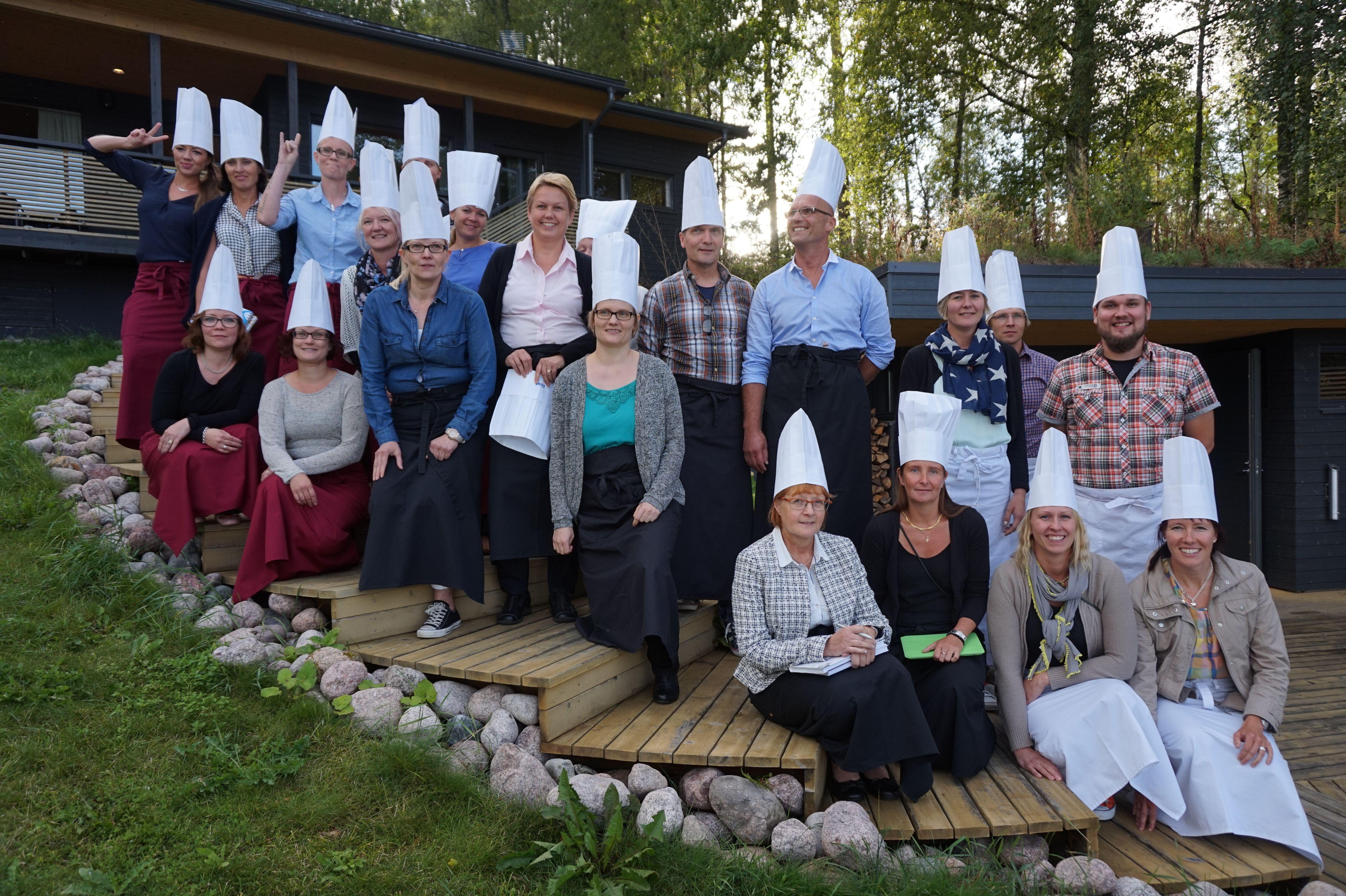 Mehiläinen JET9 Kielorannassa 2014