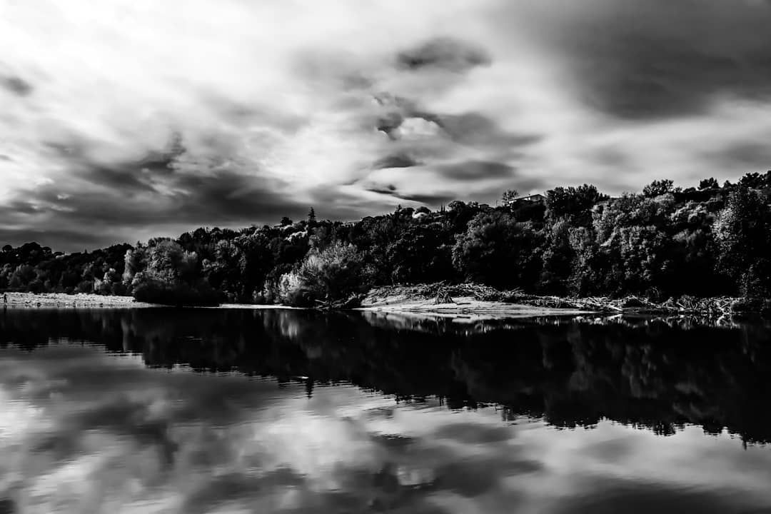 Reflection. Saint-Jean-de-Fos, October 2020 #reflection #reflectionphotography #nature #naturephotography #naturelovers #landscape #landscape_lovers #landscapephotography #blackandwhite #blackandwhitephotography #herault #hello_france #hello_worldpics #super_france #canon90d #eos90d