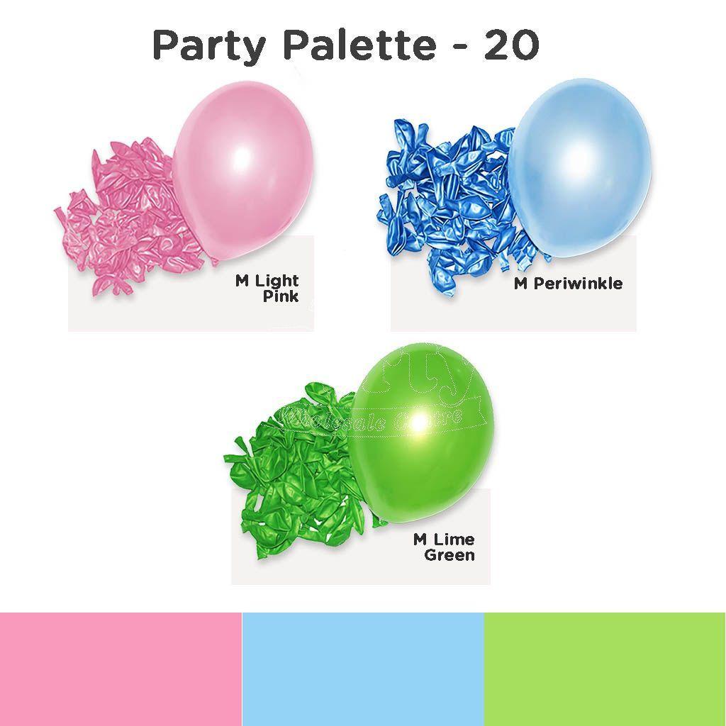Pin on Balloon Color idea
