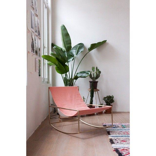rocking chair muller van severen interior design - Coffeeklatch ...