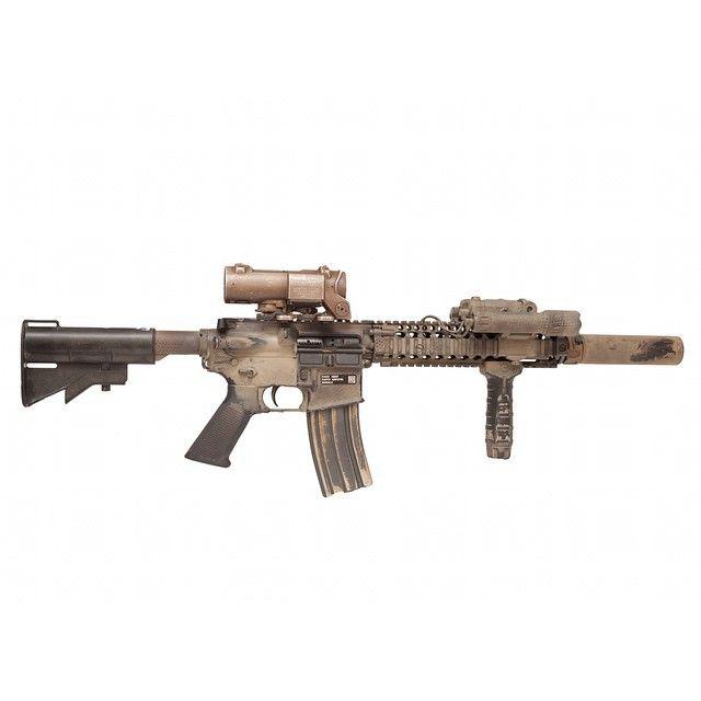 Block II CQBR. #gunporn #igmilitia #gunfanatics #cqbr #mk18 #colt #clone #guns