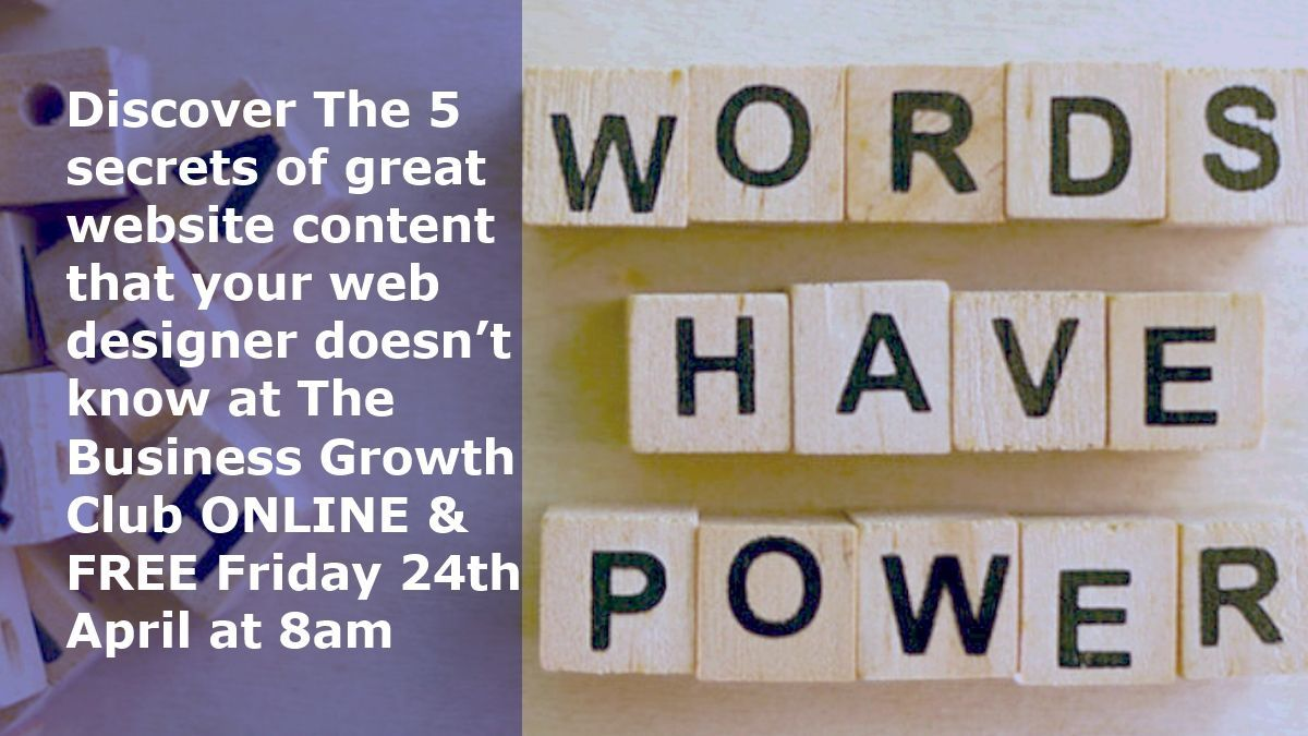 42 Smallbusiness Owners Professionals From Miltonkeynes Far Beyond Joined The Last Businessgrowth Club Mk Website Content Business Growth Copy Editing
