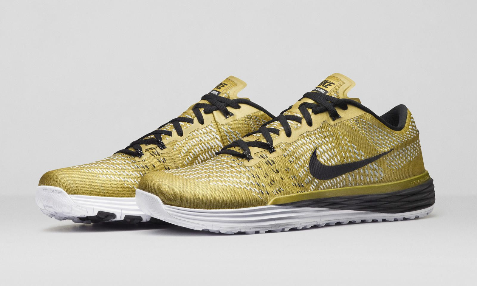 Nike Lunar Caldra Gold Release Date. As a nod to Ashton Eaton s victorious  year 0b5eeb95a