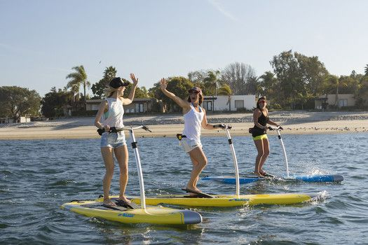 Boardsports Reach A New Level With Hobie Eclipse Stand Up Pedal Board Hobie Mirage Mission Viejo Lake Best Stand Up