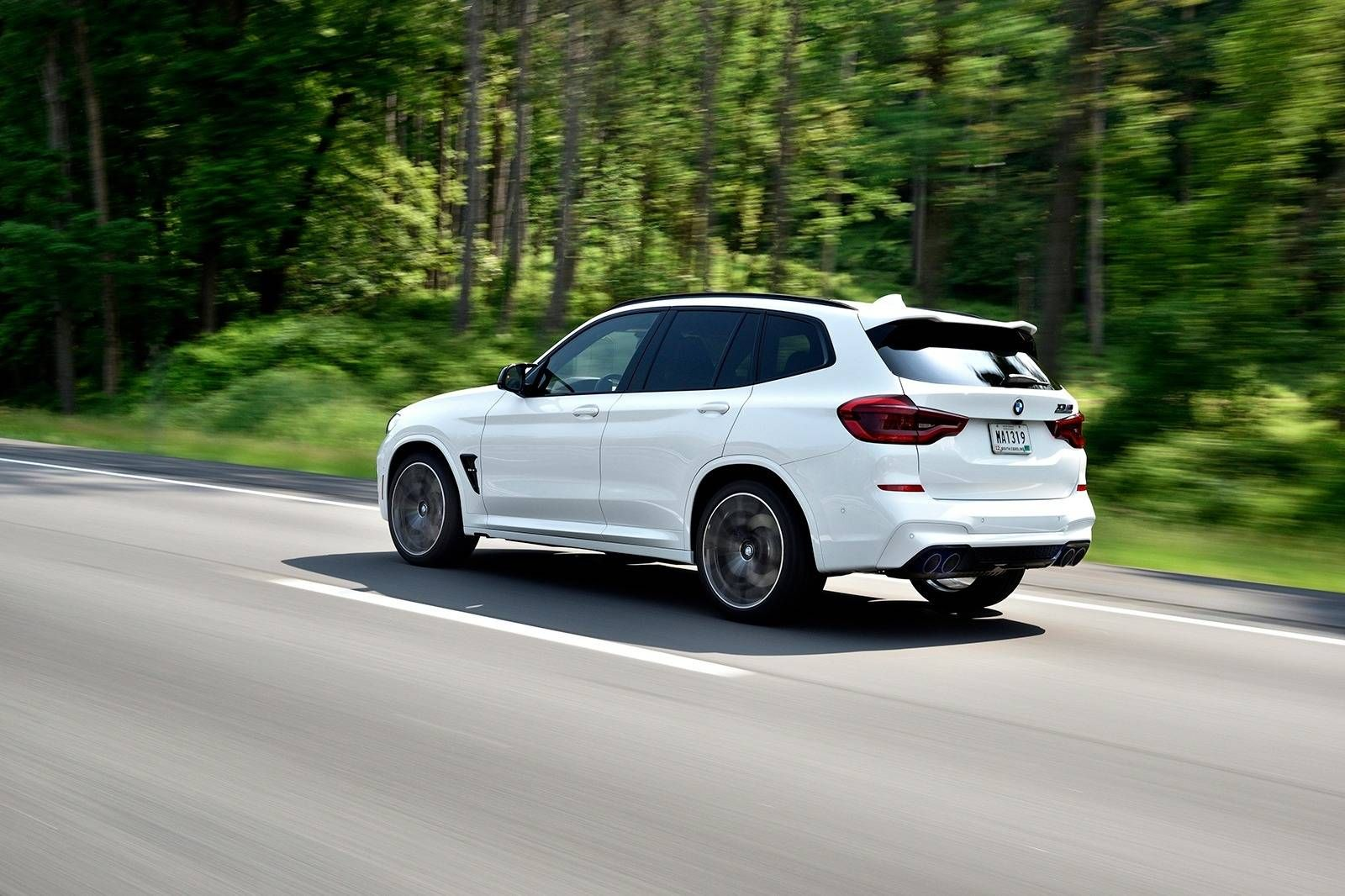 2020 Bmw X3 M Competition First Drive With Images Bmw X3