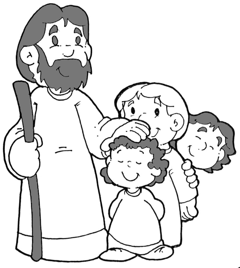 bible coloring pages for kids new coloring pages