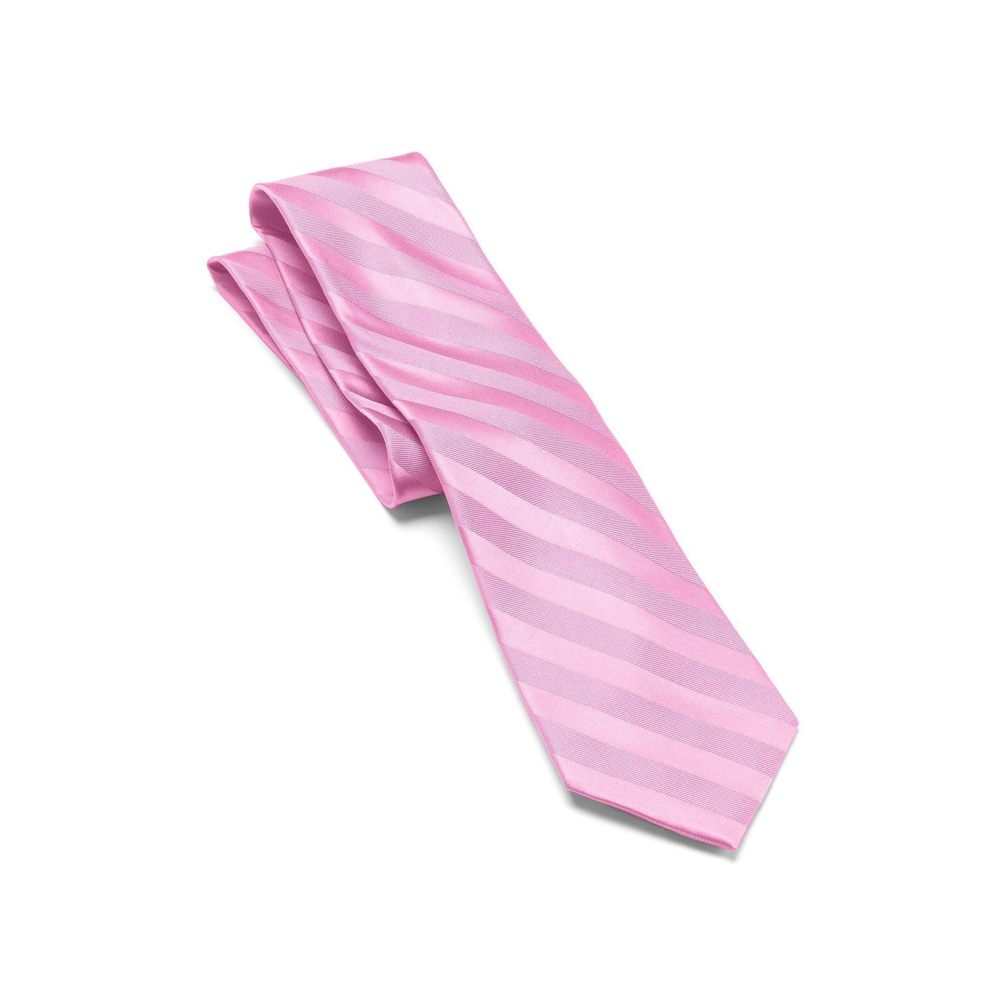 Men's Croft & Barrow Tonal Tie, Pink