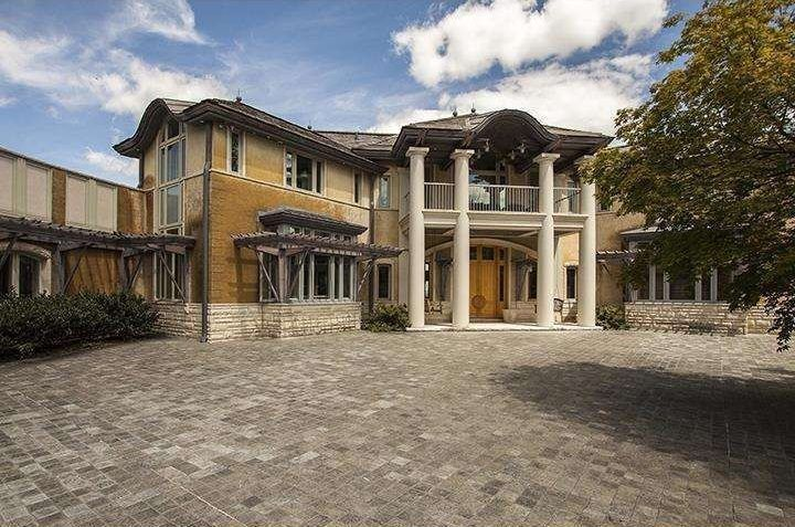 Harmonious Mystical Mansion In Pennsylvania Wants 10m Mansions For Sale Mansions Summit Homes