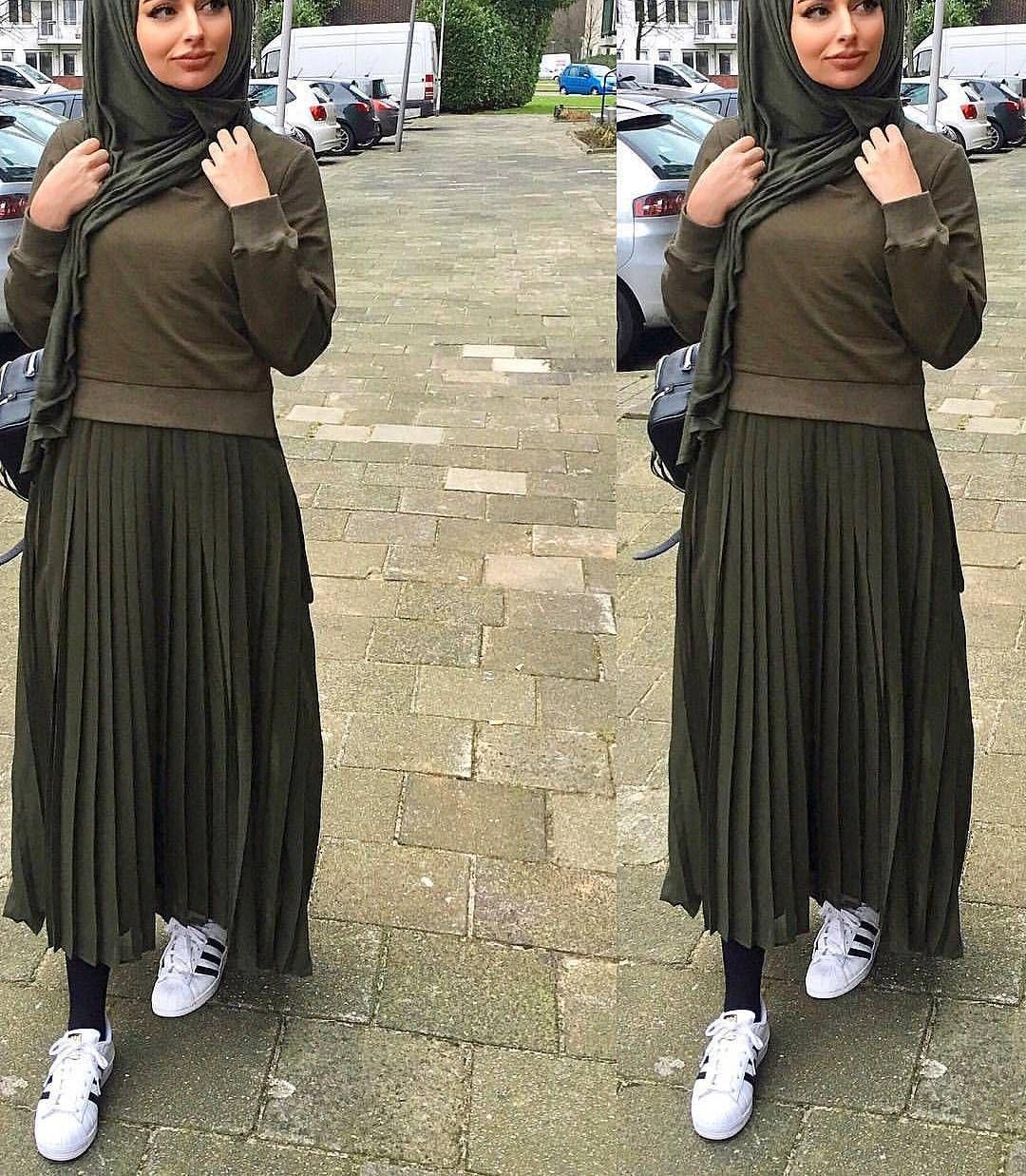 Style Hijab 2018 Winter