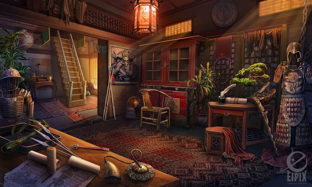Headmistress Office By Weston T Jones Fantasy Background Fantasy Landscape Fantasy Places