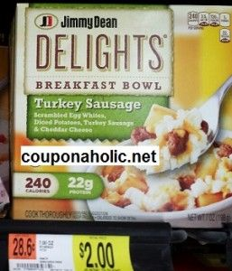 image about Nathans Printable Coupons identified as Clean printable discount codes - Jimmy Dean Absolutely Cooked Sausage and