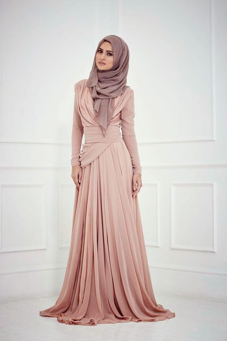 Latest Fashion Arabic Hijab & Abaya Collection 2015 | HIJABI ...