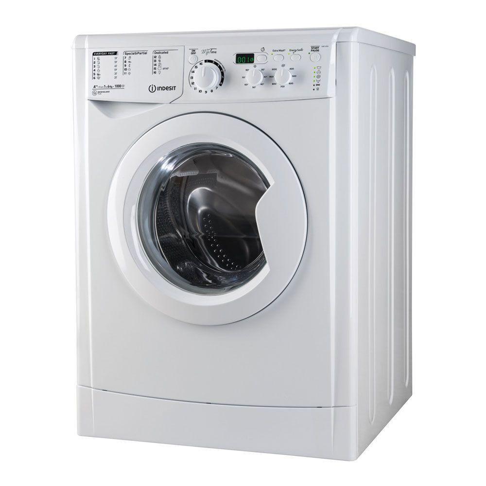 Lavadora Indesit Ewd61052weu 6kg 1000rpm Washing Machine Ad Home Home Appliances