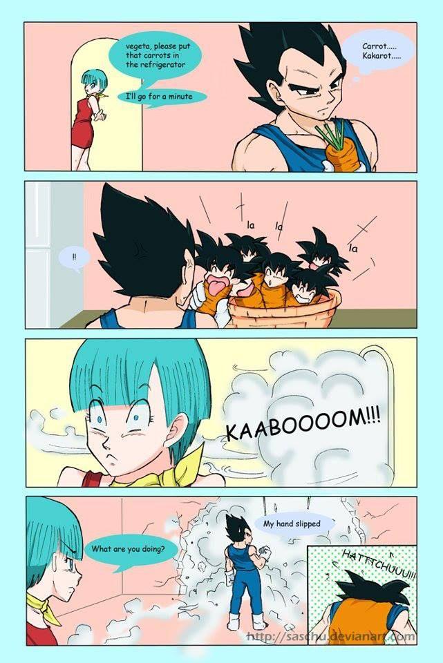 Lol Dbz Vegeta Vegeta Y Bulma Personajes De Goku Personajes De Dragon Ball