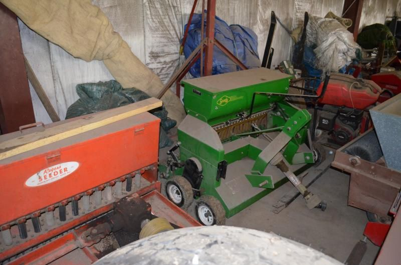 Gandy PTO Seeder - For Sale - TurfNet com | Let Us Do All the Work