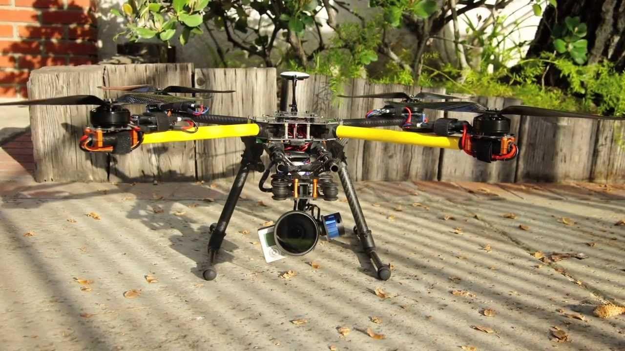 My Tarot Ironman 650 Quadcopter | New Quadcopter Frame | Pinterest ...