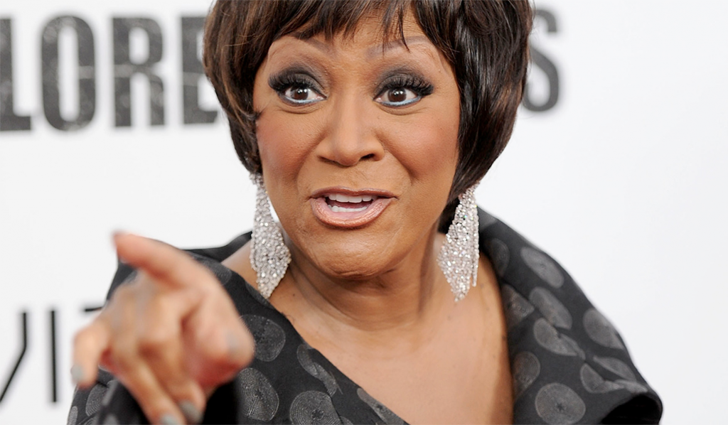 June 26 2017: Patti LaBelle is known for her crazy hairstyles so we shouldnt be so surprised. But THIS is what shes rockin nowadays . . .