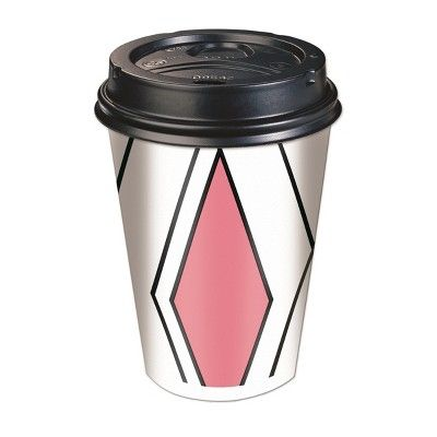 Dixie To Go Hot Disposable Cups Lids - 14ct/12oz | Products