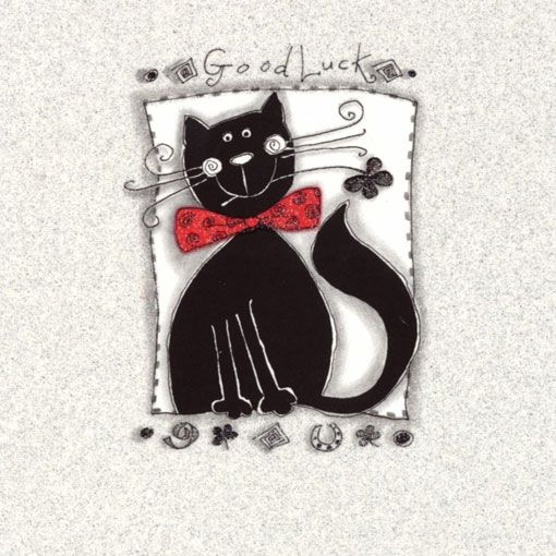 Good Luck by Patricia MacCarthy