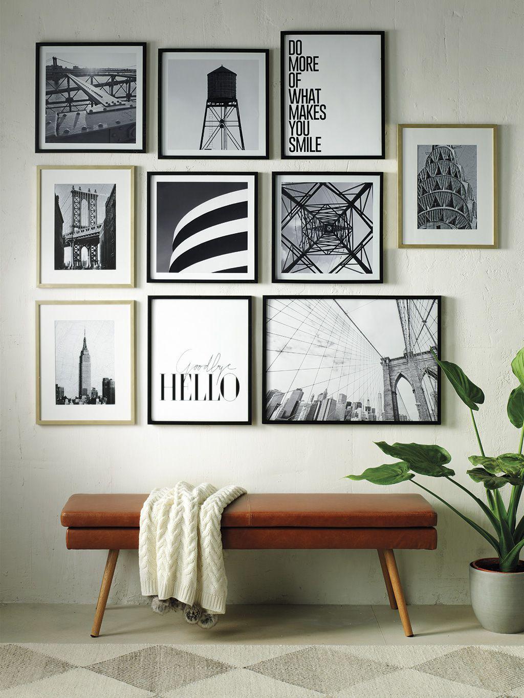 14+ Cuadros para paredes blancas inspirations