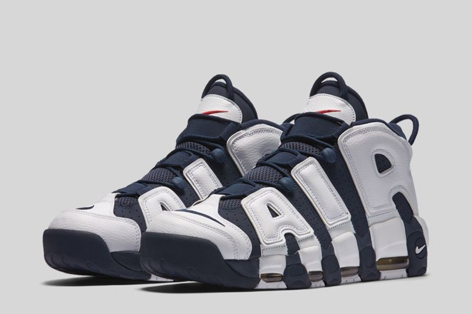 the best attitude cec56 d0370 Nike Air More Uptempo
