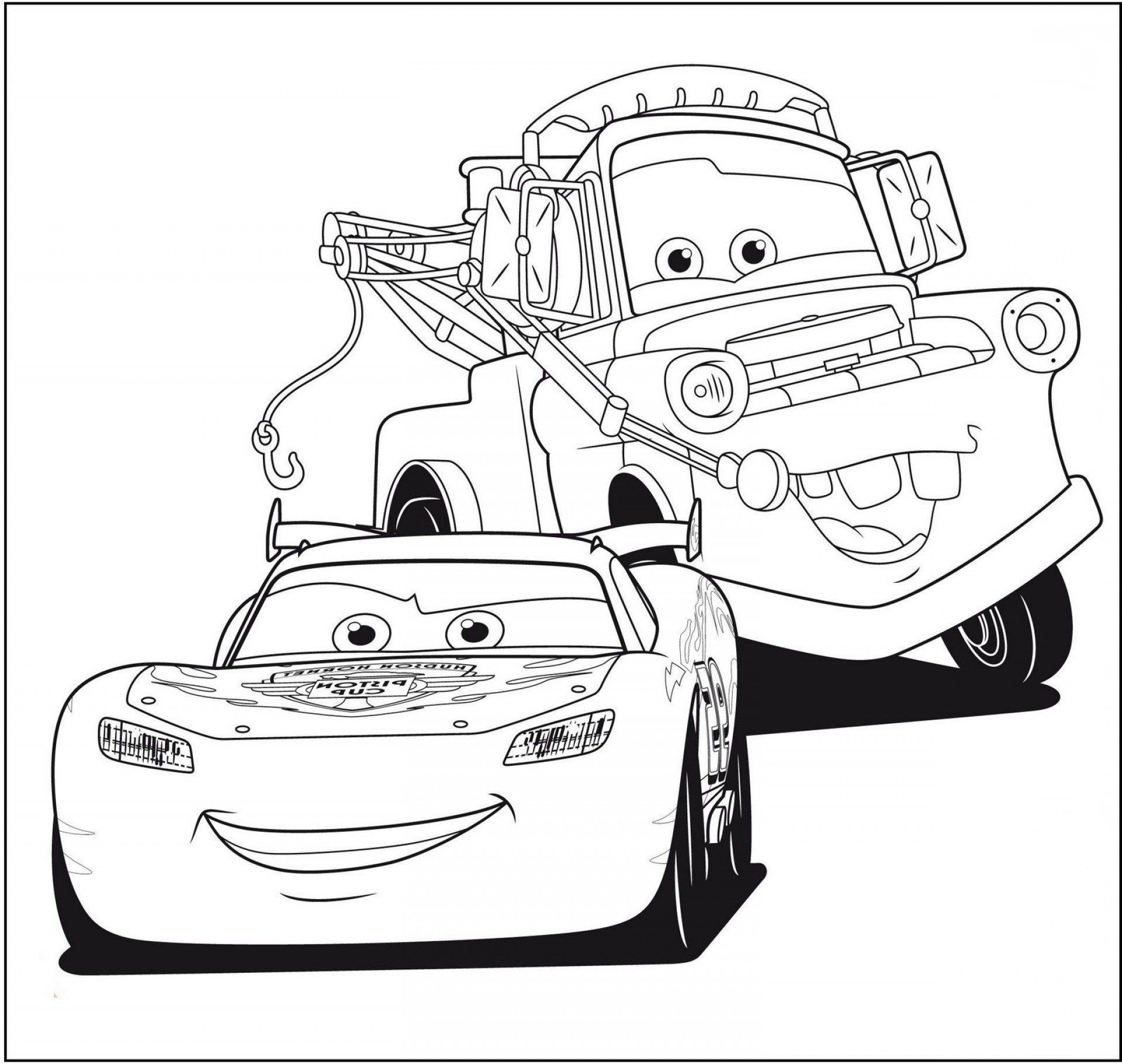 Disney Cars Coloring Pages New Coloring Pages Excelent