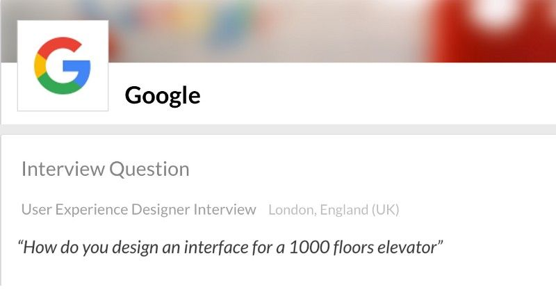 The 1000 Floor Elevator Why Most Designers Fail Googles Infamous
