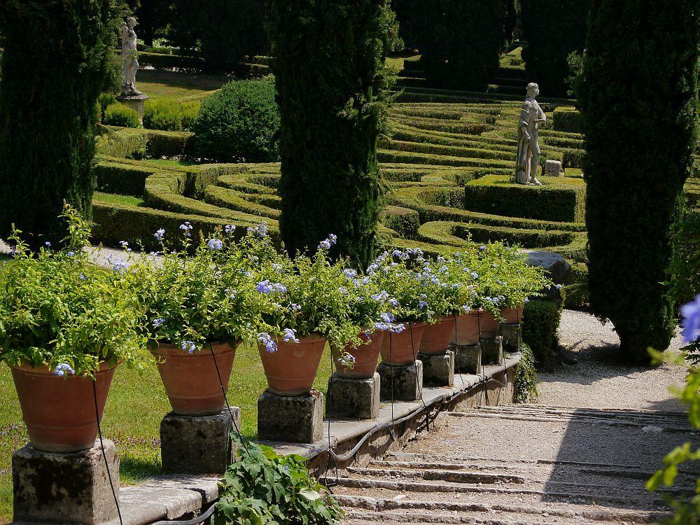 Mediterane Gärten mediterrane gärten bilder mediterrane gärten