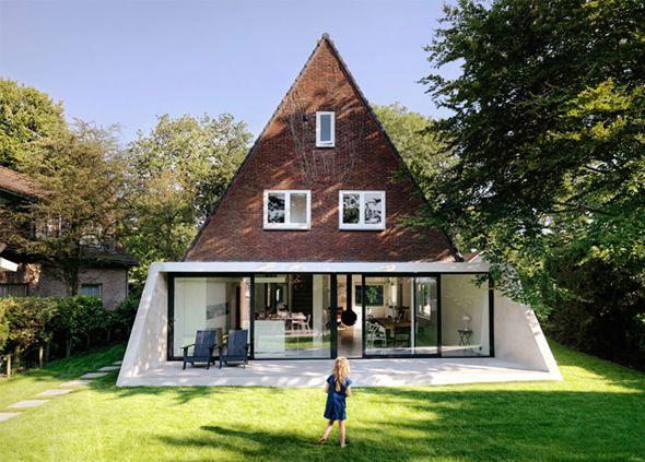SH House par BaksvanWengerden Architecture and House