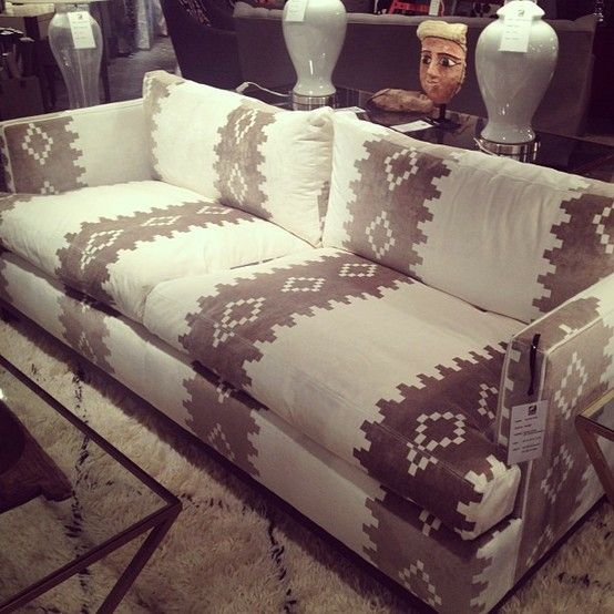 Hamlet Sofa In Mohave Buff At The Andrew Martin Houston Showroom Sofa Home Furniture