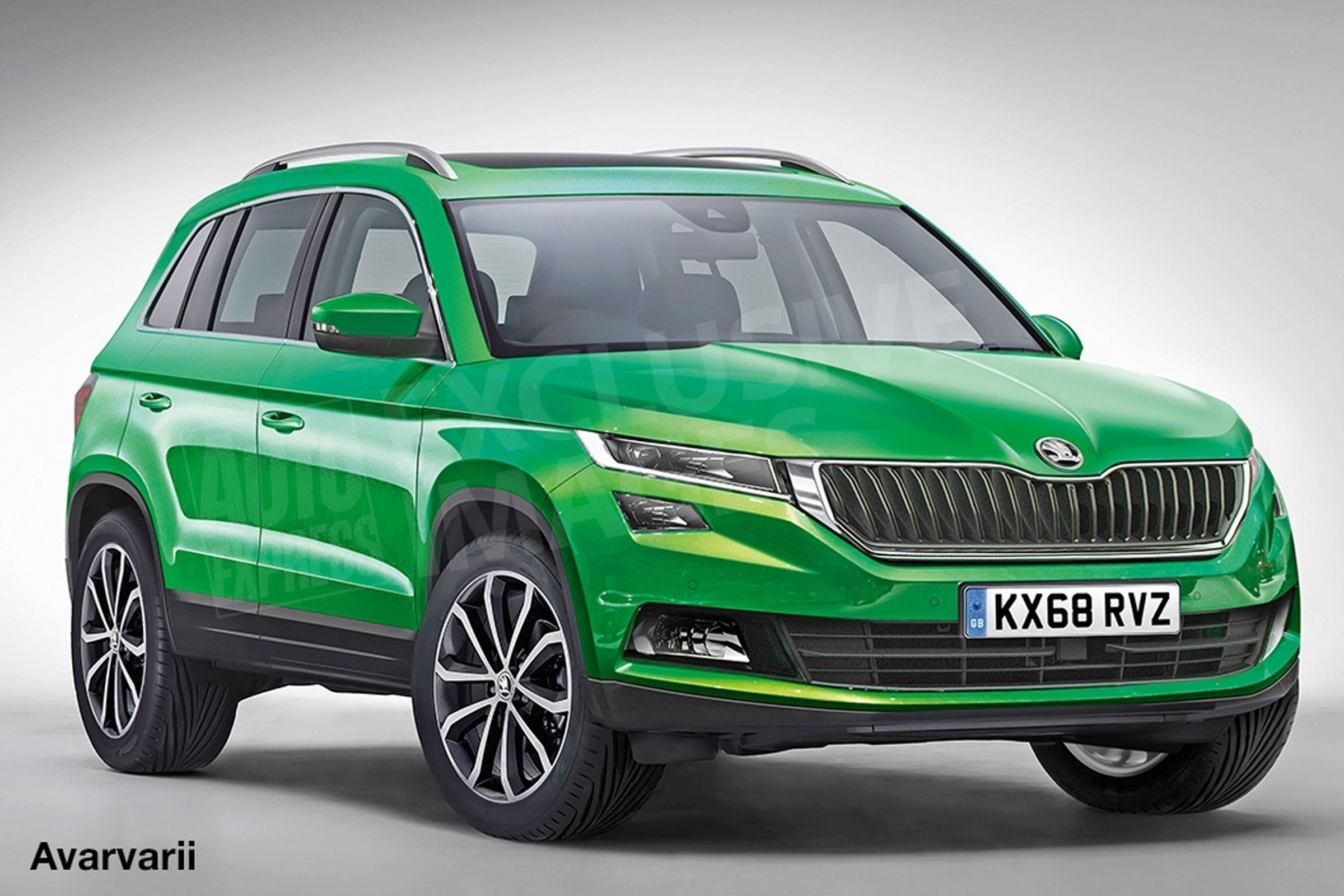 2020 skoda snowman full preview specs and review  Škoda