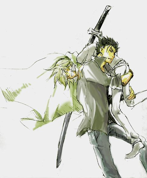 Kurogane/Fai Reservoir Chronicle: Tsubasa Their