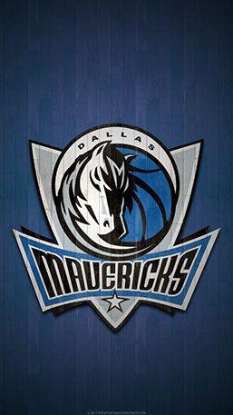 Dallas Mavericks Mobile Hardwood Logo Wallpaper V1 Dallas Mavericks Dallas Mavericks Basketball Mavericks Basketball