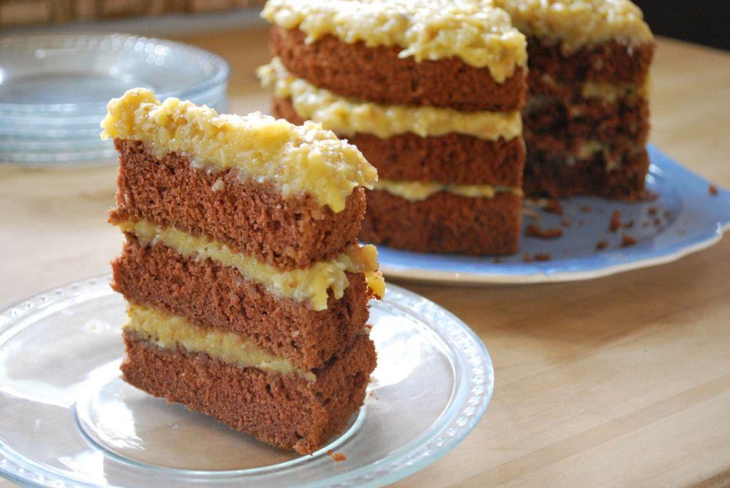 German chocolate cake recipe german chocolate cake
