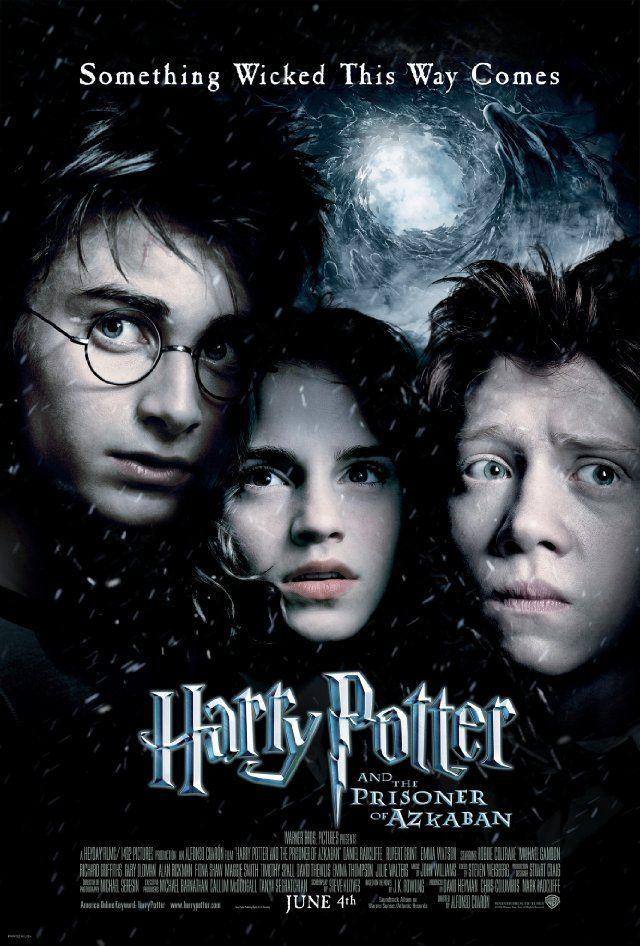 Photos From Harry Potter E O Prisioneiro De Azkaban Harry Potter Movie Posters Prisoner Of Azkaban Harry Potter Movies