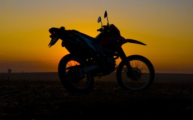 Honda Sports Bike Sunset Honda Sport Bikes Motorcycle Wallpaper Revolutions Tornados
