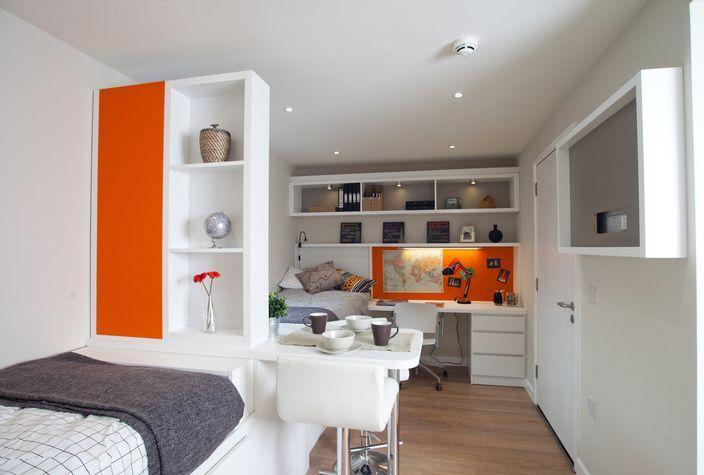 Interior design student residence buscar con google - Decoracion piso de estudiantes ...