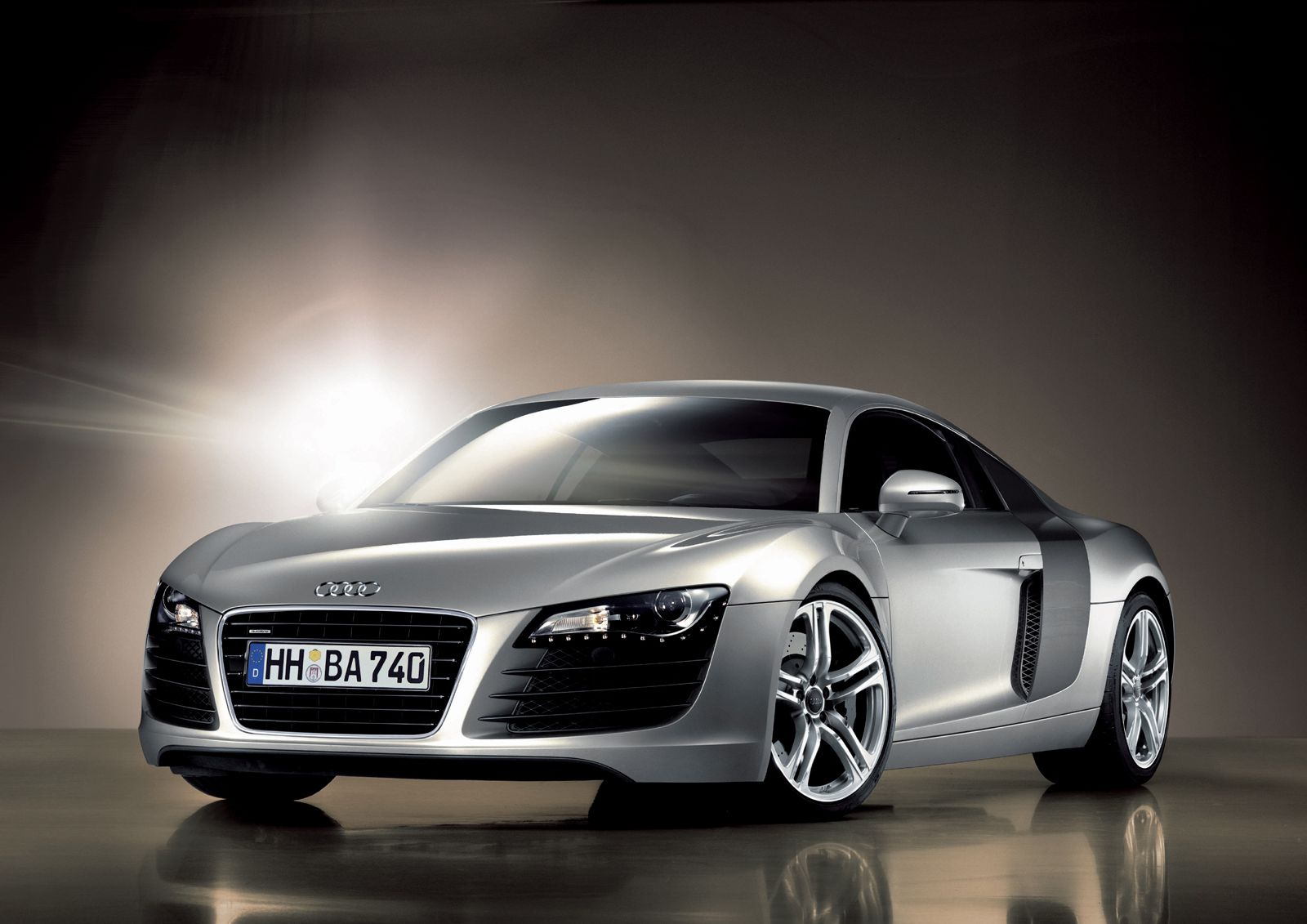 The Audi R8. Clayton Told Me About These Today Because One Passed Us  Driving And