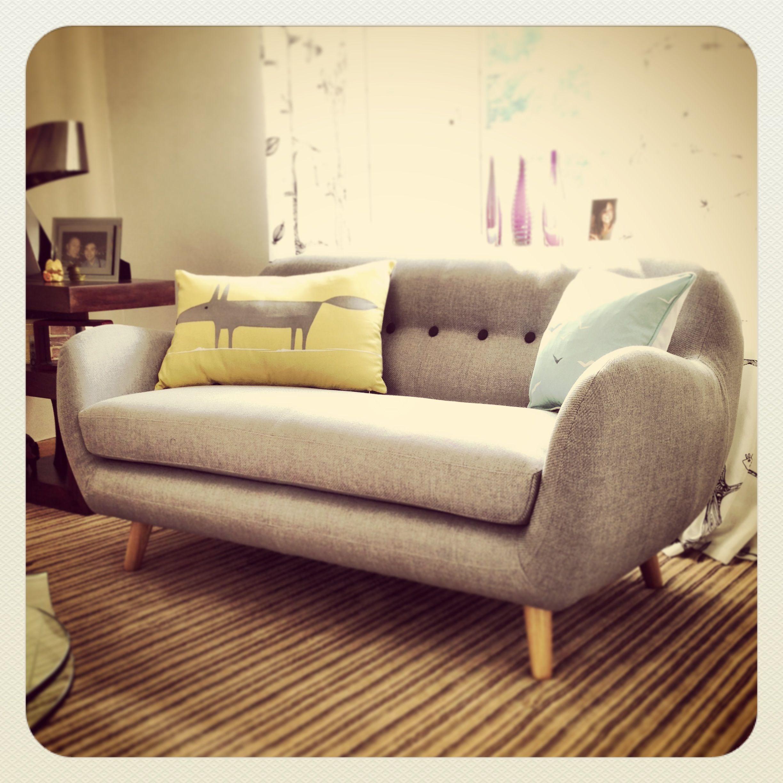 Scandinavian Design Sofa (Tula 2-seater from Barker & Stonehouse ...
