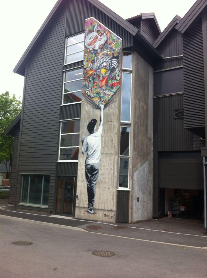 Street art - Stavanger