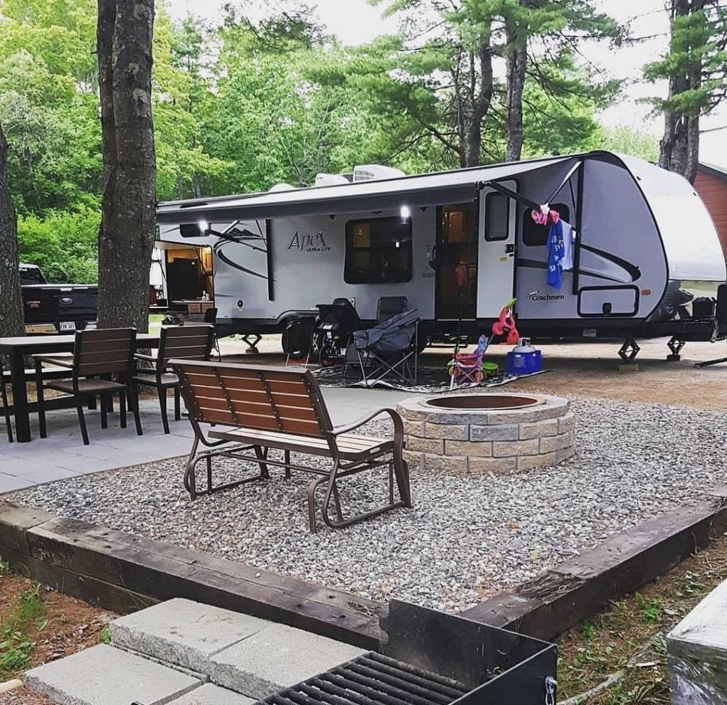 15 Quick & Easy RV Hacks - camperlife   Campsite ...